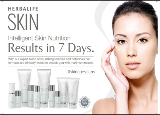 Personal Care (Herbalife SKIN Products), Top Health NZ ...
